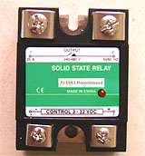 Electronic Solid State Relay
